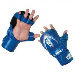 Green Hill IMMAF Approved MMA Glove Blau