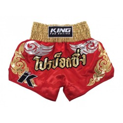 King Pro Boxing Muay Thai Shorts KPTS 002