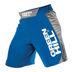 Green Hill IMMAF Approved MMA Short Blau