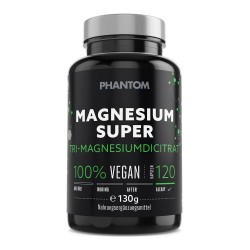 Phantom Magnesium Super 120 Kapseln