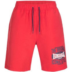 Lonsdale Gretton Beachshort Red