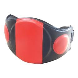 Belly Pad Rot Schwarz