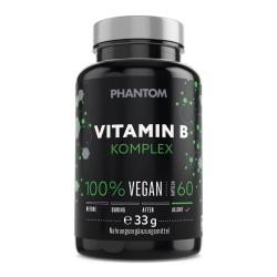 Phantom Vitamin B Komplex 60 Kapseln
