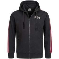Benlee Hooded Sweat Jacket Roxton Black