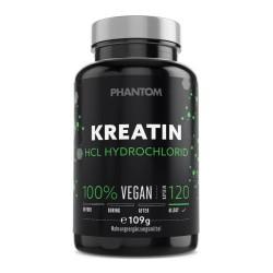 Phantom Kreatin HCL 120 Kapseln