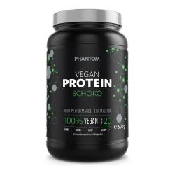 Phantom Vegan Protein 600g Schoko