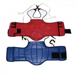 Taekwondo Kampfweste Blau Rot