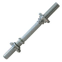 Tunturi Kurzhantelstange 30mm 36cm Schraubverschluss