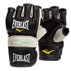 Everlast Everstrike Training Glove Black Grey