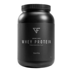 Ground Force Whey Protein 1Kg Vanilla