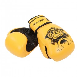 Justyfight Lion Boxhandschuhe 16oz