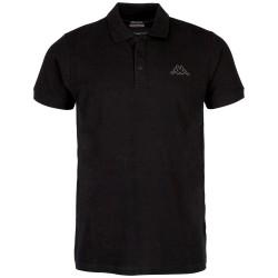 Abverkauf Kappa Polo Shirt PELEOT schwarz
