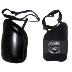 Low Kick Pad Schwarz