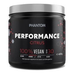 Phantom Performance Vegan Citrus 450g