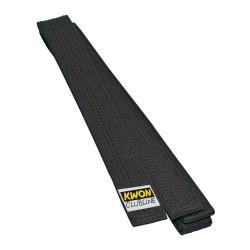 Kwon Clubline Softgürtel 4cm schwarz