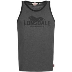 Lonsdale SL T-Shirt Cureton Marl Ash