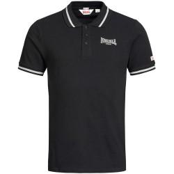 Lonsdale Polo-Shirt Causton Black