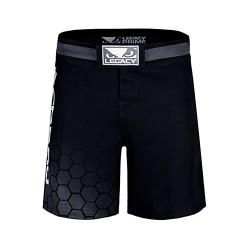 Bad Boy Legacy Prime MMA Shorts Black