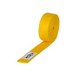 Kwon Budogürtel 4cm gelb