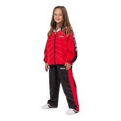 Kwon Statement Trainingsanzug Rot Schwarz Kids