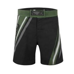 Bad Boy Pro Series Advanced MMA Shorts Black Green