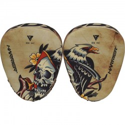 RDX T14 Harrier Tattoo Punch Mitts