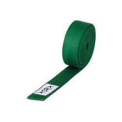 Kwon Budogürtel 4cm grün