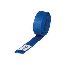 Kwon Budogürtel 4cm blau