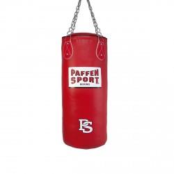 Abverkauf Paffen Sport Boxsack Allround 80 cm rot ungefüllt