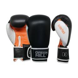 Green Hill Golden Punch Grey Orange Boxhandschuhe
