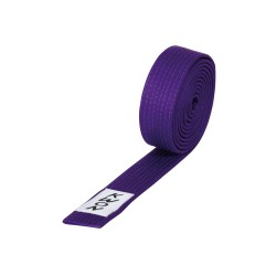 Kwon Budogürtel 4cm violett