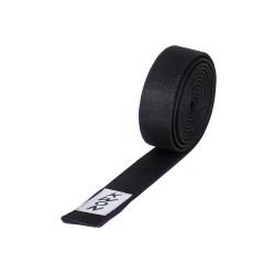 Kwon Budogürtel 4cm schwarz