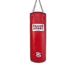 Abverkauf Paffen Sport Boxsack Allround 100 cm rot ungefüllt
