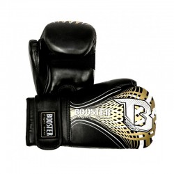 Booster Youth Gold Boxing Gloves