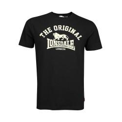 Lonsdale Original Herren T-Shirt Black