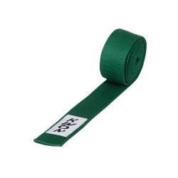 Kwon Budogürtel kurz 4cm grün