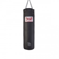 Paffen Sport Boxsack Allround 120 cm schwarz ungefüllt