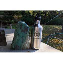 Datsusara Stainless Steel Wasserflasche Isoliert
