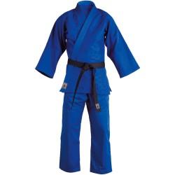 Judo Anzug Deluxe Blau