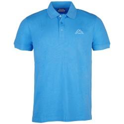 Abverkauf Kappa Polo Shirt PELEOT malibu blau