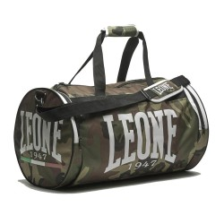 Leone 1947 Sporttasche Camo grün