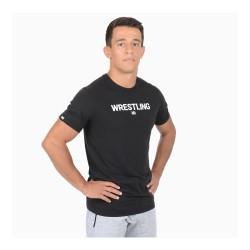 Phantom Wrestling T-Shirt Black