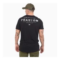 Phantom Superior T-Shirt Black