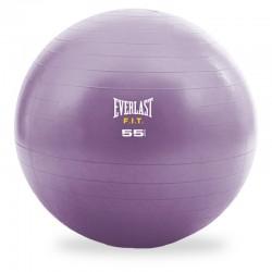 Everlast Gymnastikball 55cm Lila