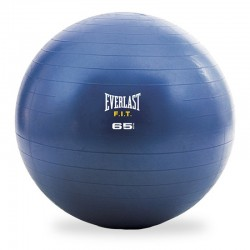 Everlast Gymnastikball 65cm Blau