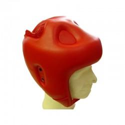 Trainings Kopfschutz Rot