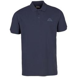 Kappa Polo Shirt PELEOT navy blau