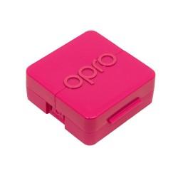 Opro Zahnschutzdose pink
