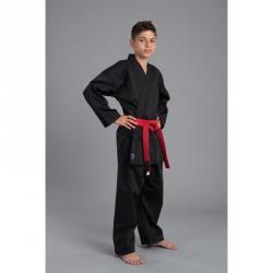 Phoenix Karate Anzug BASIC Edition Schwarz Kids