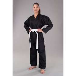 Phoenix Karate Anzug BASIC Edition Schwarz